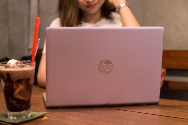 HP Pavilion 14 ra mắt phiên bản hồng nữ tính cho phái đẹp nhân dịp Valentine - Ảnh 5.