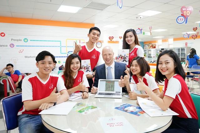 Với nhiều doanh nghiệp, sinh viên trường này không còn là người lạ!