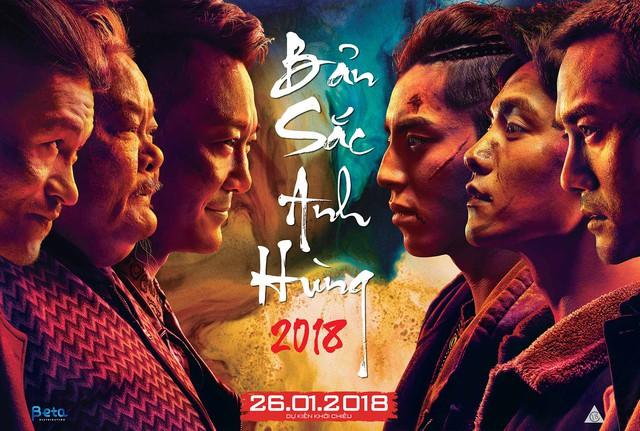 [Phim Trung Quốc] Bản Sắc Anh Hùng,A Better Tomorrow 2018