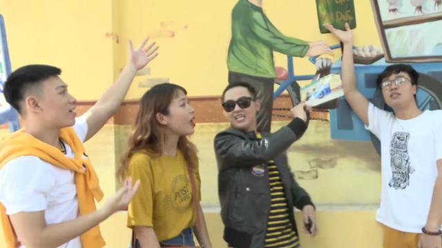 Thanh Duy và Key (Monstar) cùng màn rượt đuổi ngoạn mục để giành lấy giải thưởng 30 triệu đồng - Ảnh 6.