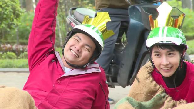Thanh Duy và Key (Monstar) cùng màn rượt đuổi ngoạn mục để giành lấy giải thưởng 30 triệu đồng - Ảnh 12.