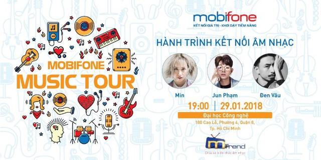Sau Khởi My, Min sẽ khuấy động đêm nhạc MobiFone - Ảnh 1.