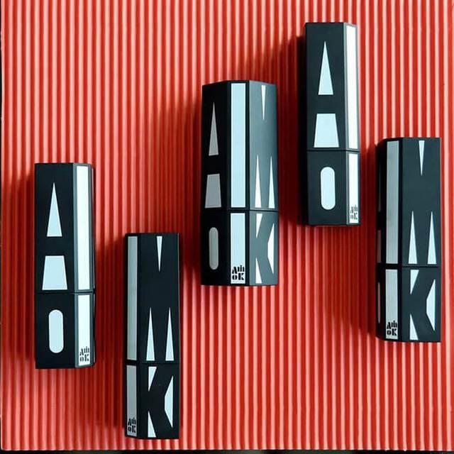 Amok lại khiến phái đẹp châu Á sôi sục bằng BST mới với bảng màu cực độc - Ảnh 2.