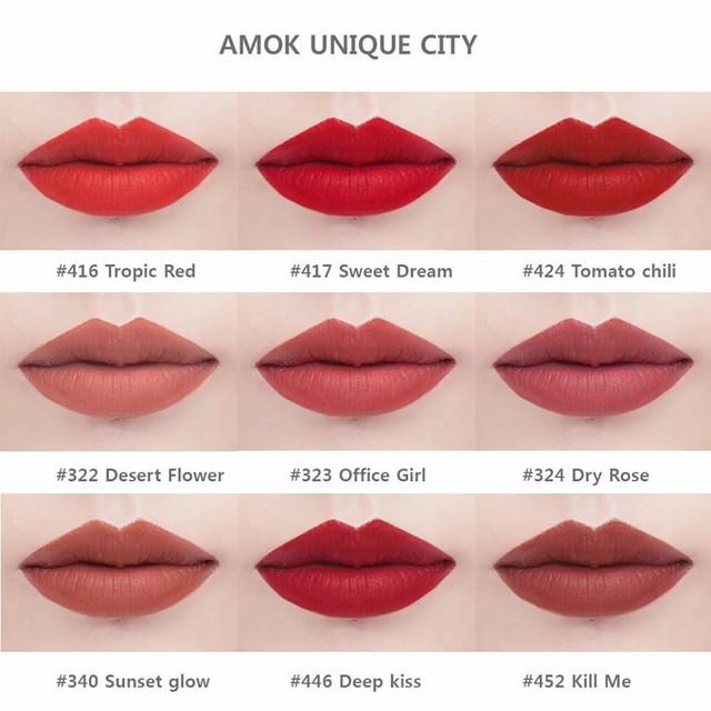 Amok lại khiến phái đẹp châu Á sôi sục bằng BST mới với bảng màu cực độc - Ảnh 13.