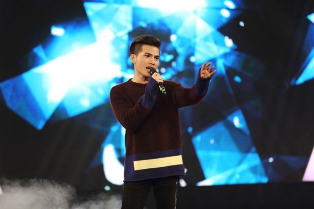 Puka, Don Nguyễn khuấy động sân khấu Đấu trường 9+ bằng ca khúc Đường cong - Ảnh 2.