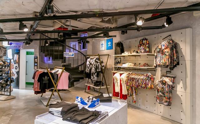 Đột nhập không gian cửa hàng siêu chất của adidas tại Bitexco - Ảnh 4.