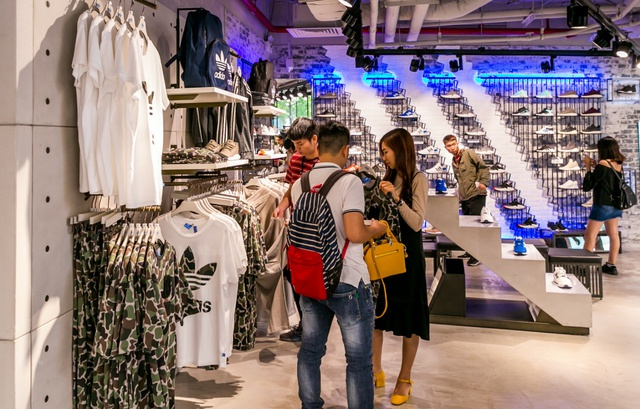 Đột nhập không gian cửa hàng siêu chất của adidas tại Bitexco - Ảnh 5.