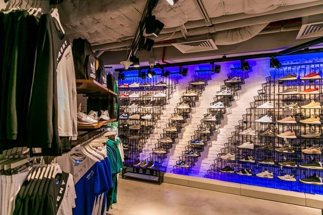 Đột nhập không gian cửa hàng siêu chất của adidas tại Bitexco - Ảnh 6.