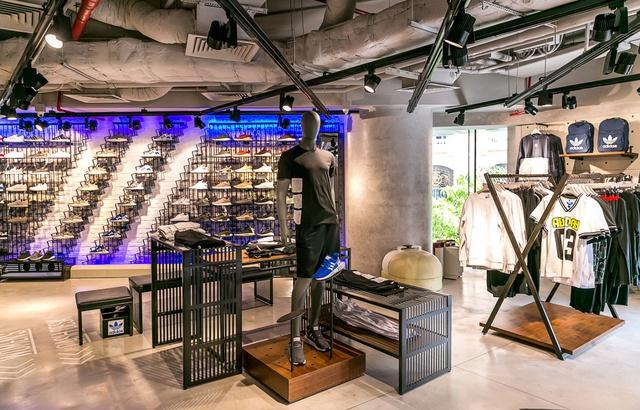Đột nhập không gian cửa hàng siêu chất của adidas tại Bitexco - Ảnh 7.