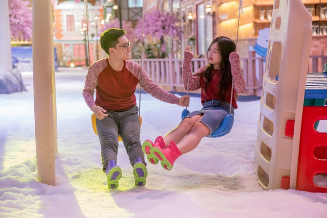 """Hé lộ địa điểm """"đốn tim"""" cặp đôi cho ngày Valentine - Ảnh 6."""