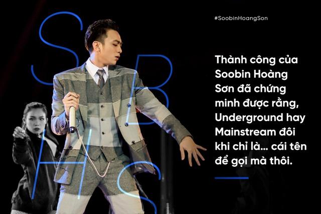 Từ hôm nay, hãy gọi Soobin Hoàng Sơn là nghệ sĩ toàn năng - Ảnh 1.