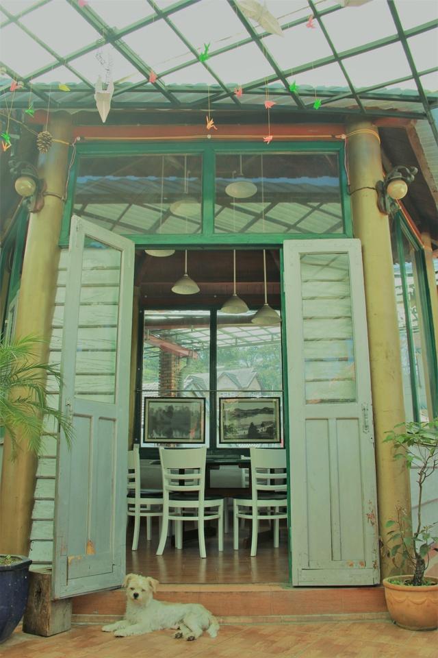 Memory cafe & Villa Đà Lạt đậm chất xưa tuyệt đẹp giữa lòng thành phố hoa - Ảnh 5.