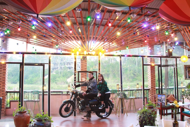 Memory cafe & Villa Đà Lạt đậm chất xưa tuyệt đẹp giữa lòng thành phố hoa - Ảnh 6.