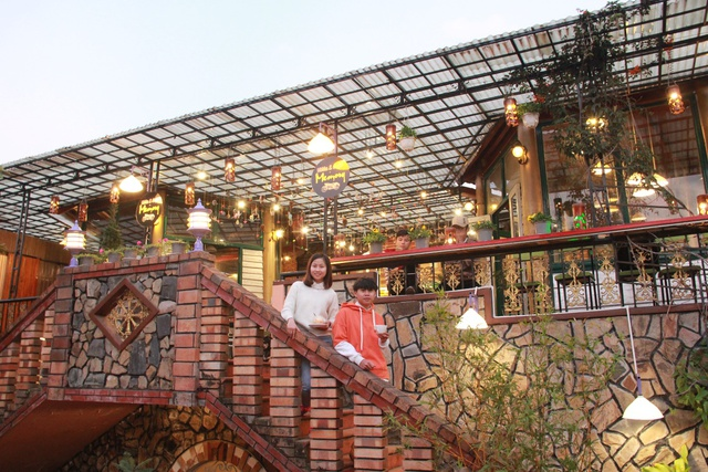 Memory cafe & Villa Đà Lạt đậm chất xưa tuyệt đẹp giữa lòng thành phố hoa - Ảnh 9.