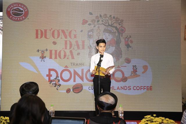 """""""Đương đại hóa tranh Đông Hồ"""" – Nơi nghệ nhân cùng giới trẻ chung tay lưu giữ bản sắc Việt - Ảnh 2."""