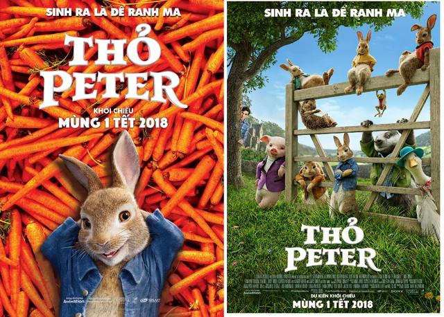 Chú Thỏ Peter tinh nghịch sẽ xuất hiện trên màn ảnh rộng đầu năm mới - Ảnh 1.