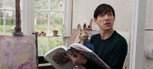 Chú Thỏ Peter tinh nghịch sẽ xuất hiện trên màn ảnh rộng đầu năm mới - Ảnh 4.
