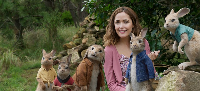 Chú Thỏ Peter tinh nghịch sẽ xuất hiện trên màn ảnh rộng đầu năm mới - Ảnh 5.