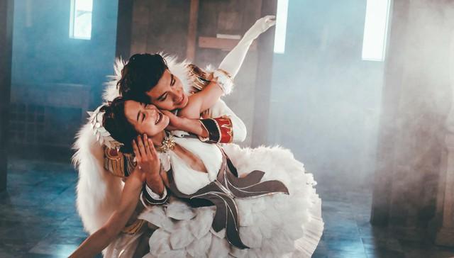 Quang Đăng bất ngờ tái xuất với vũ đạo cực đỉnh cho Valentine năm nay - Ảnh 4.
