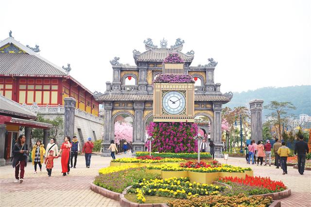 Vui tưng bừng với Lễ hội kỳ quan muôn sắc hoa tại Sun World Halong Complex - Ảnh 4.