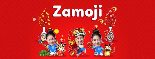Tự tạo sticker chúc Tết bằng ảnh cá nhân với Zamoji - Ảnh 3.