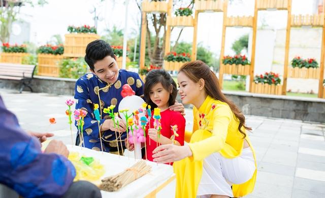 Giới trẻ háo hức chờ đón lễ hội Mai vàng sắc xuân Sun World Danang Wonders - Ảnh 5.