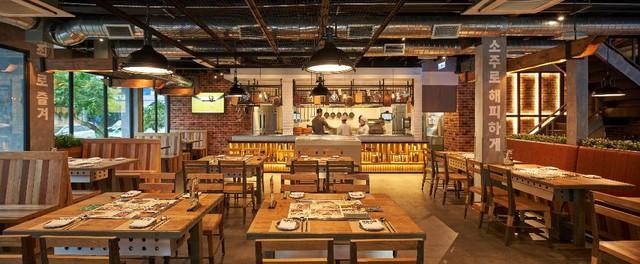 K-PUB - Nhà hàng nướng phong cách Pub chất nhất Sài thành đã trở lại và lợi hại hơn xưa - Ảnh 1.