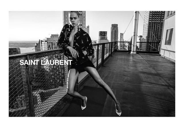 Saint Laurent liên tiếp chứng tỏ là thương hiệu đình đám của năm với đà tăng trưởng vượt bậc - Ảnh 5.