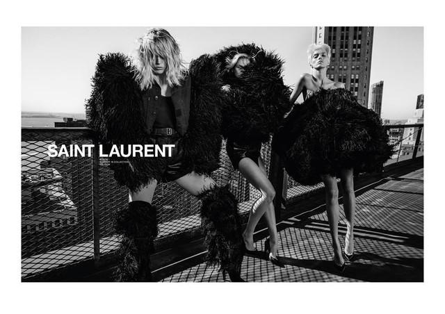 Saint Laurent liên tiếp chứng tỏ là thương hiệu đình đám của năm với đà tăng trưởng vượt bậc - Ảnh 6.