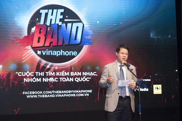 """Thêm cuộc thi âm nhạc mới - """"The Band by VinaPhone"""" dành cho giới trẻ Việt - Ảnh 2."""