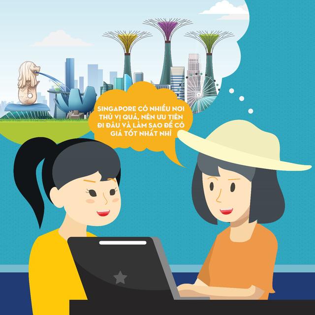 Bật mí bí kíp du lịch Singapore tự túc siêu tiết kiệm - Ảnh 4.
