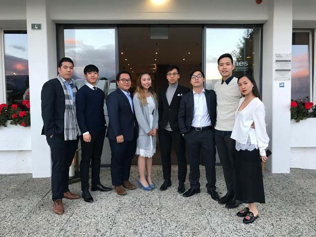 Hội thảo du học ngành Quản trị khách sạn - Ảnh 1.
