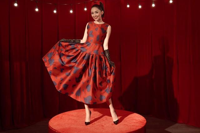 Rũ bỏ hình ảnh quý cô cổ điển, Tóc Tiên nổi bật cá tính trong bộ hình mới - Ảnh 1.