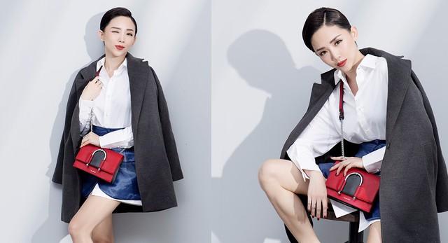 Rũ bỏ hình ảnh quý cô cổ điển, Tóc Tiên nổi bật cá tính trong bộ hình mới - Ảnh 4.