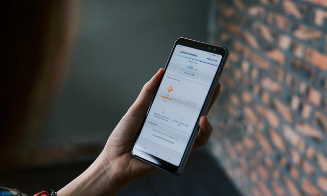 Với Galaxy A8, tôi có thể đi chơi cả ngày mà không cần mang theo tiền mặt hay thẻ - Ảnh 4.