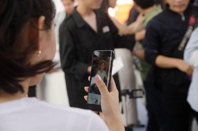 """Galaxy S9/S9+ đốn tim fan cùng khu trải nghiệm """"thấy điều không thể"""" - Ảnh 3."""