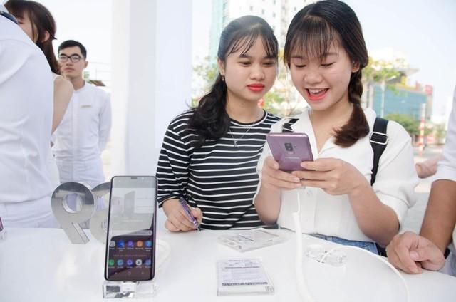 """Galaxy S9/S9+ đốn tim fan cùng khu trải nghiệm """"thấy điều không thể"""" - Ảnh 6."""