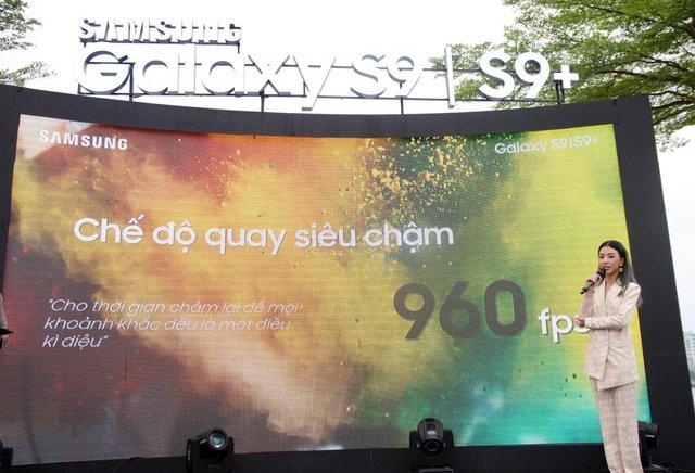 """Galaxy S9/S9+ đốn tim fan cùng khu trải nghiệm """"thấy điều không thể"""" - Ảnh 9."""