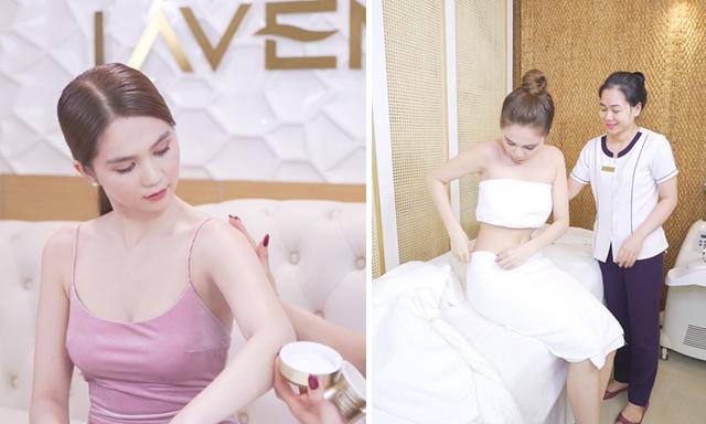 Những mỹ nhân Việt chăm chỉ đi spa làm đẹp nhất showbiz - Ảnh 2.