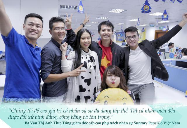 Đi tìm lý do nhiều người trẻ mơ ước được làm việc tại Suntory PepsiCo Việt Nam - Ảnh 1.