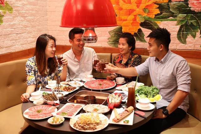 Thưởng thức đại tiệc lẩu Hong Kong vừa chính thức xuất hiện tại Gò Vấp - Ảnh 3.