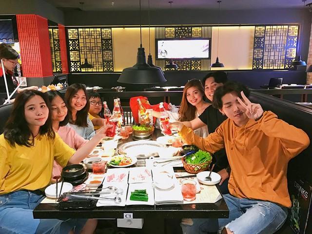 Thưởng thức ẩm thực Hàn Quốc với ưu đãi lên đến 25% khi ăn nhóm 4 tại KingBBQ - Ảnh 2.