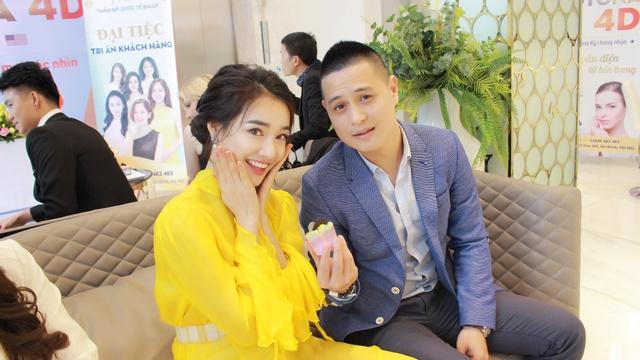 Bắt gặp Nhã Phương đi làm đẹp tại Hà Nội sau scandal tình cảm - Ảnh 9.