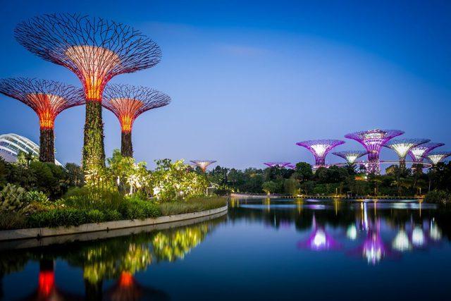 Singapore – Đi càng nhiều, giá càng yêu - Ảnh 1.