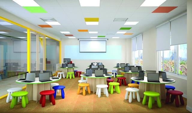 Anh văn Hội Việt Mỹ VUS khai trương trung tâm mới tại Gò Vấp - Ảnh 3.