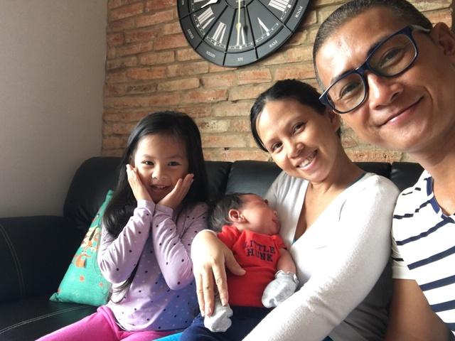 Gia đình nghệ sĩ xiếc Quốc Cơ - Quốc Nghiệp sẽ cùng tham gia chương trình truyền hình thực tế - Ảnh 4.