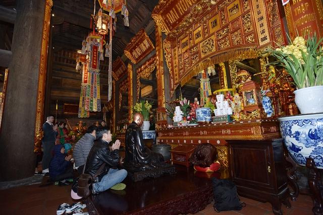 Kiến trúc chùa Việt trên đỉnh núi đẹp như tiên cảnh trên đỉnh Fansipan - Ảnh 4.