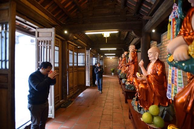 Kiến trúc chùa Việt trên đỉnh núi đẹp như tiên cảnh trên đỉnh Fansipan - Ảnh 5.