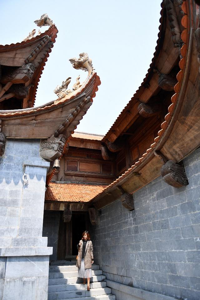 Kiến trúc chùa Việt trên đỉnh núi đẹp như tiên cảnh trên đỉnh Fansipan - Ảnh 6.