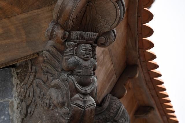 Kiến trúc chùa Việt trên đỉnh núi đẹp như tiên cảnh trên đỉnh Fansipan - Ảnh 8.